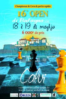 16u Open di Balagna 18 - 19 di Maghju