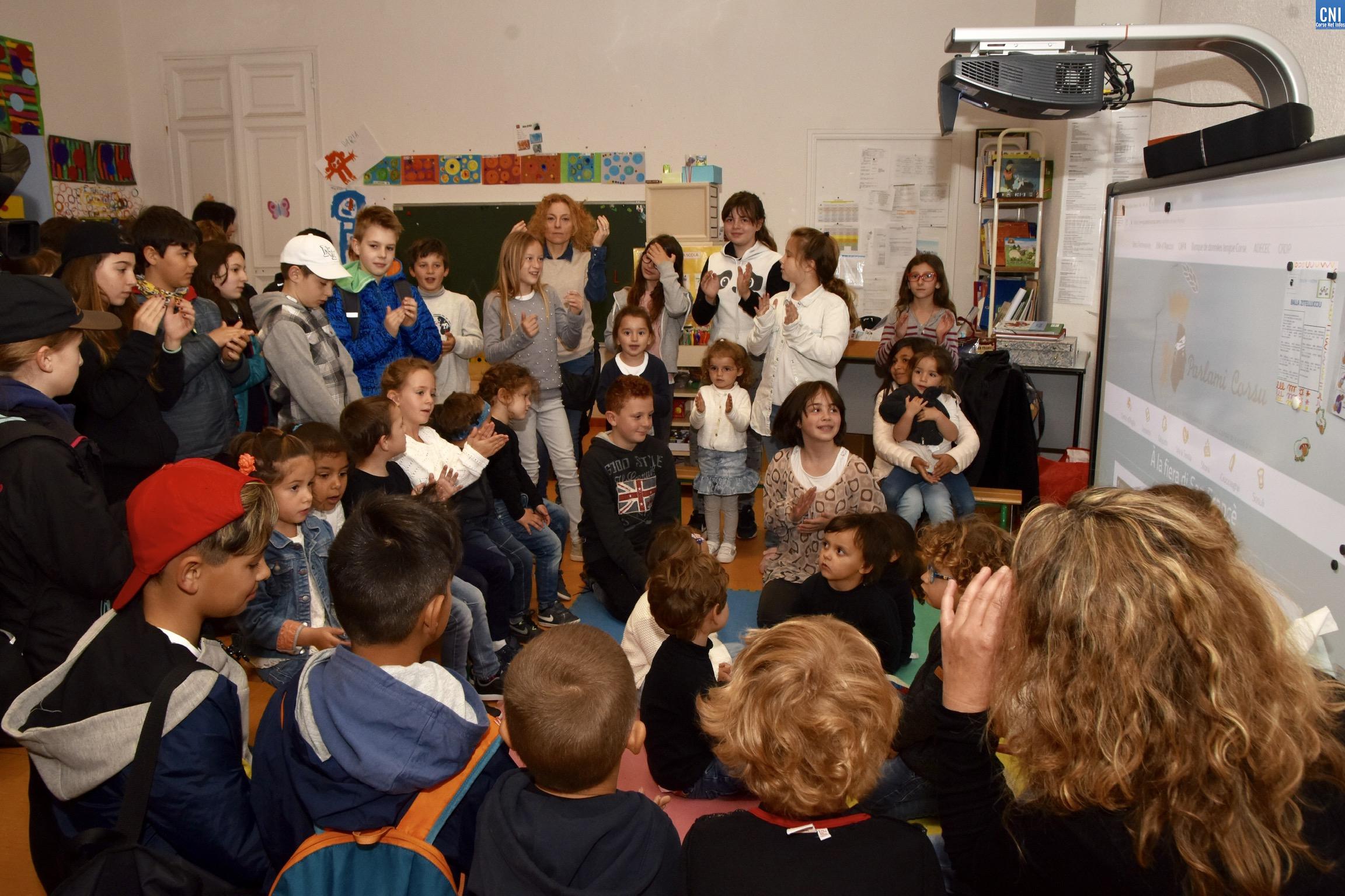Belgudè : a lingua corsa à l'onore