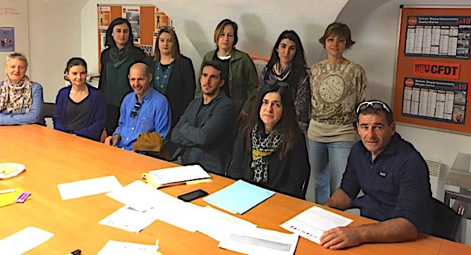 Bastia : La grève dans l'enseignement privé très suivie en Haute-Corse