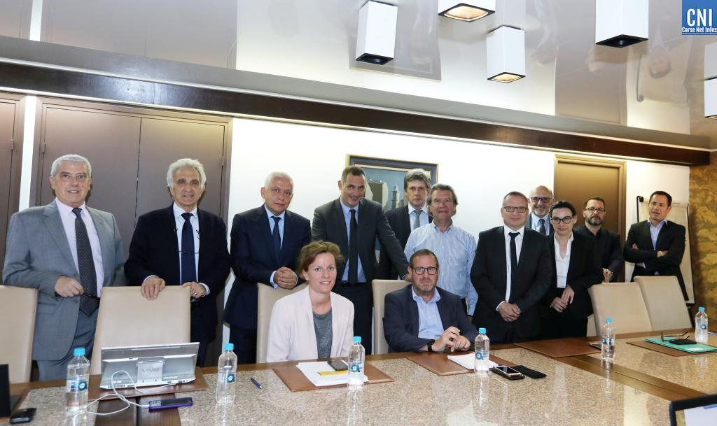 CADEC : créer un emploi par jour et investir 100 millions d'euro en Corse en 2019