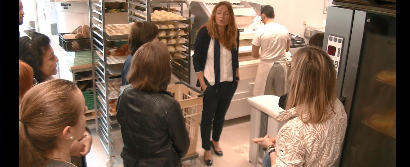L'opération « Vers un métier » de pôle emploi Bastia à la boulangerie Ghisoni-Mariotti