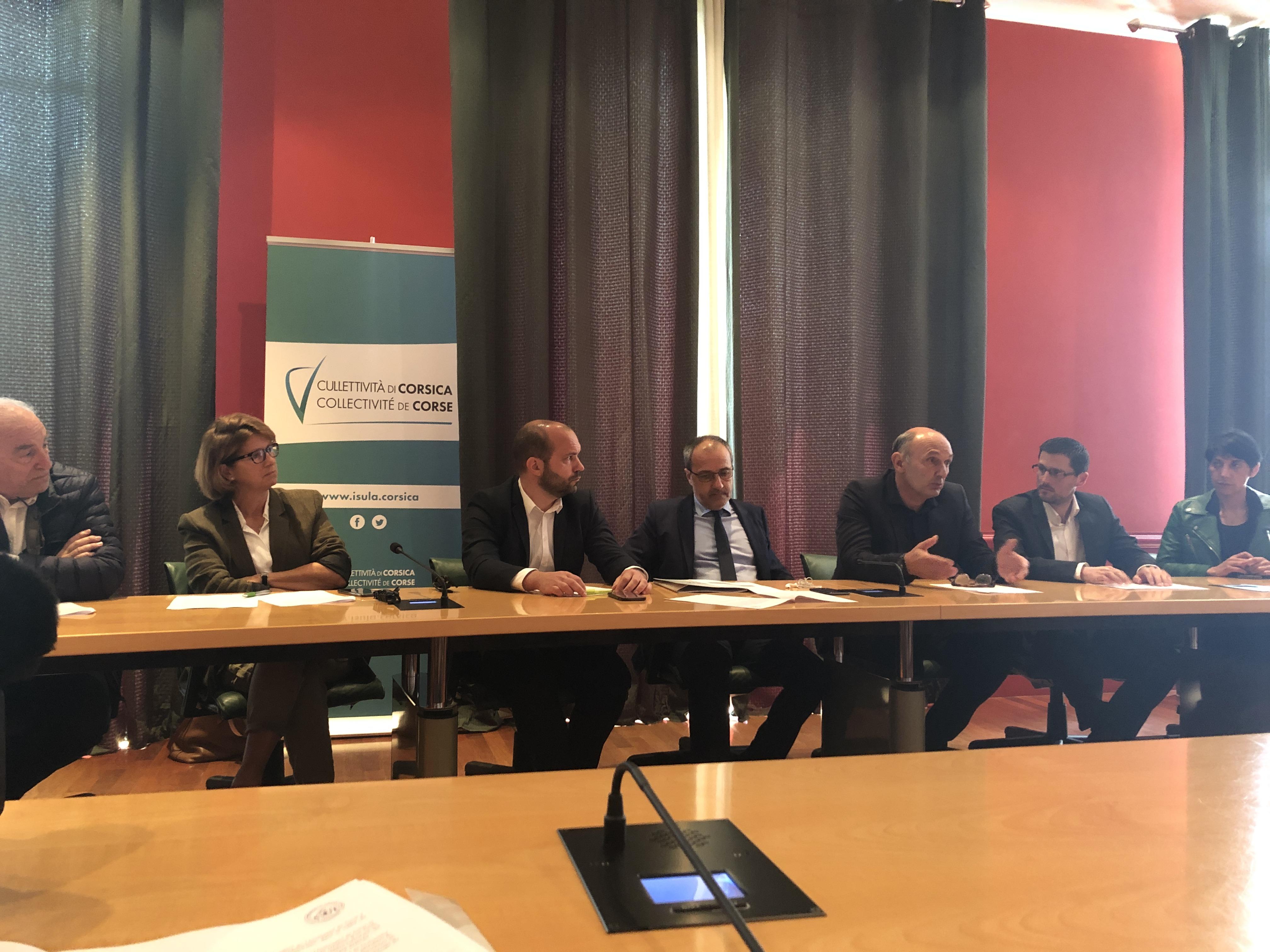 Assemblée de Corse : un fonds social de solidarité verra le jour prochainement