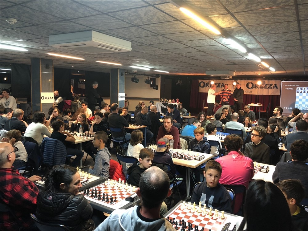 (Photos ligue corse d'échecs)