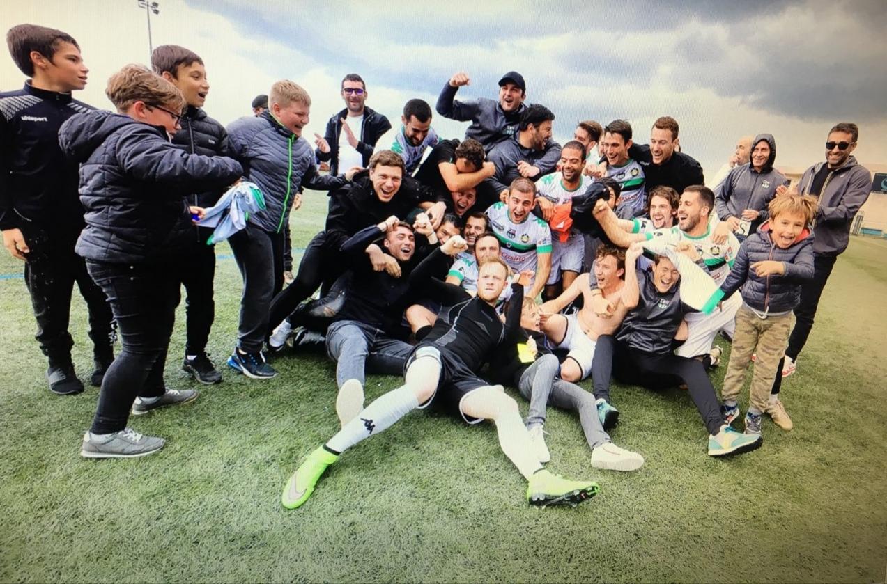 Football : L'USC Corti champion de Corse