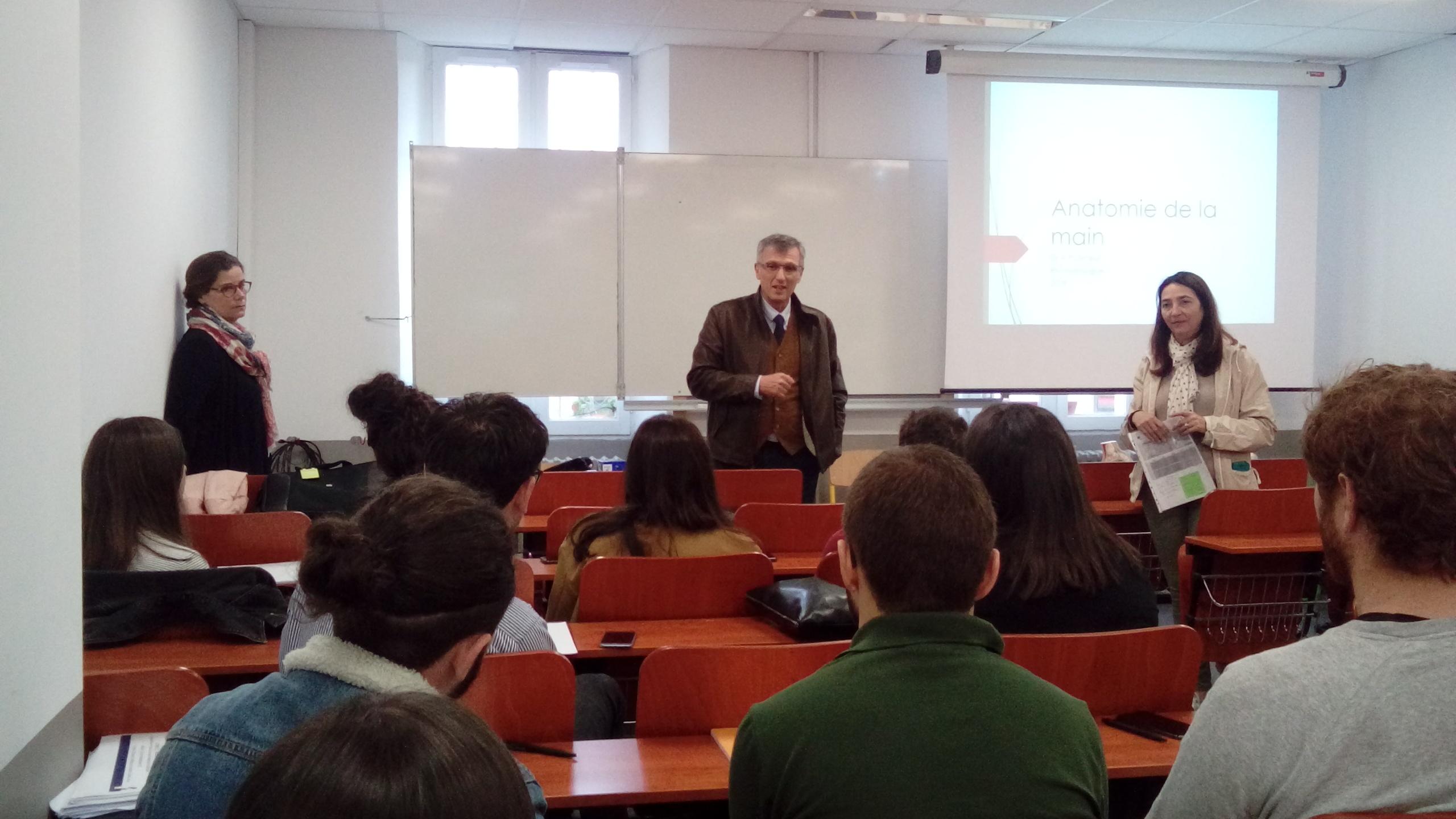 Corte : Un nouveau diplôme universitaire « Petit appareillage en Orthopédie » pour les pharmaciens
