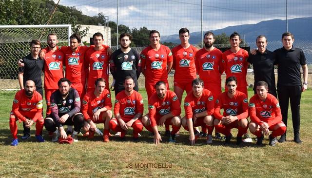 Football : une saison exceptionnelle de la JS Munticellu championne de R3