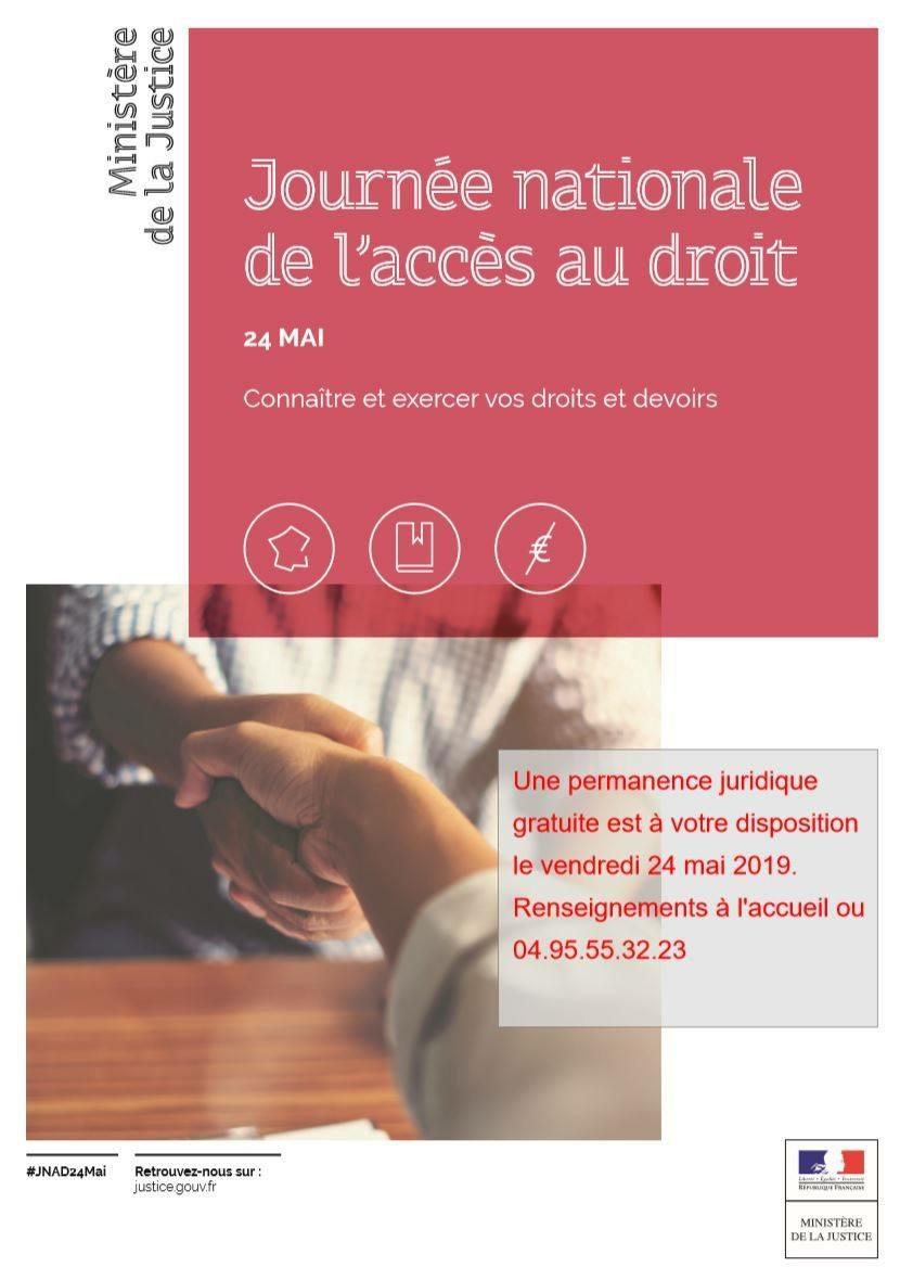 À Bastia des avocats et notaires à votre écoute pour la journée nationale d'accès au droit