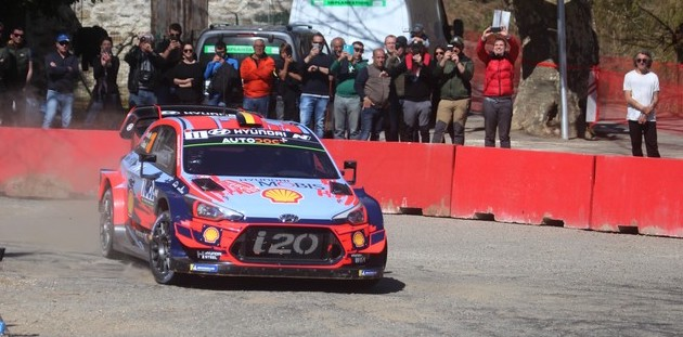 Calendrier Rallycross France 2020.Du Changement Au Calendrier Wrc 2020 Le Tour De Corse Menace