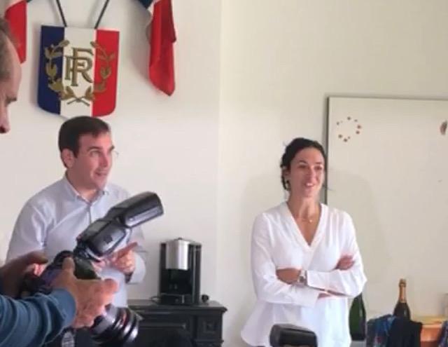 Julia Tiberi est la nouvelle bâtonnière du barreau d'Ajaccio