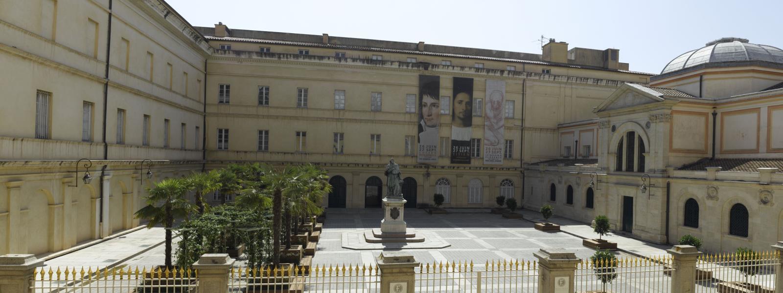 Musiques et peintures au Musée Fesch d'Ajaccio ce 2 juin