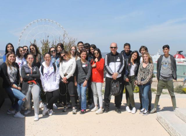 Marseille : Des lycéens Bastiais sur les traces de Paul Vincensini