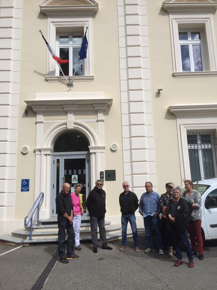 Construction d'un centre d'enfouissement à Giuncaggiu : e rapporteur du TA de Bastia demande l'annulation de l'arrêté