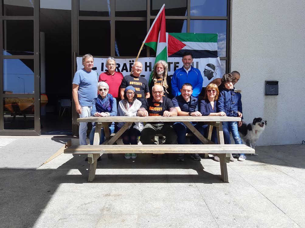 Des footballeurs palestiniens handicapés pour un échange culturel et sportif les 26 et 27 juin au CSJC