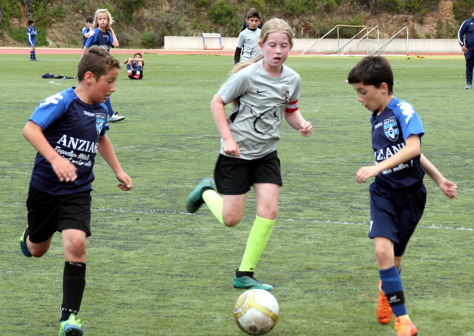 Le SCB (Elite) et Ghisonaccia (Honneur) remportent le tournoi U11 du Sud FC