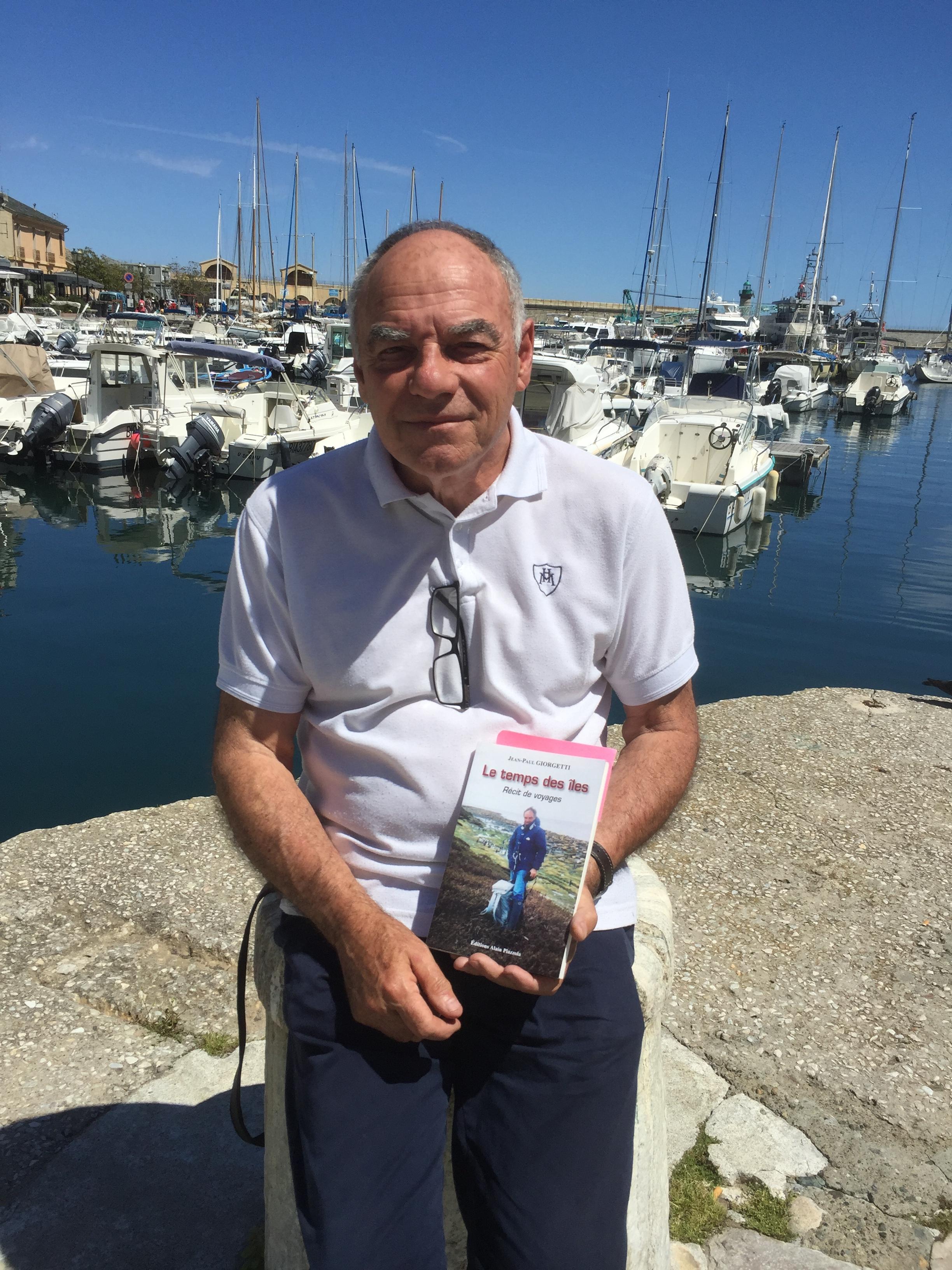 Livres : Un tour des îles passionnant avec pour guide le météorologue Jean-Paul Giorgetti