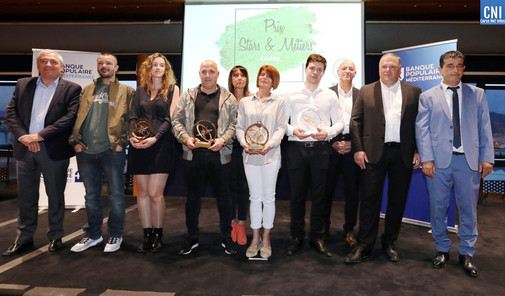 Stars et métiers 2019 à Ajaccio : promouvoir le savoir-faire artisanal insulaire
