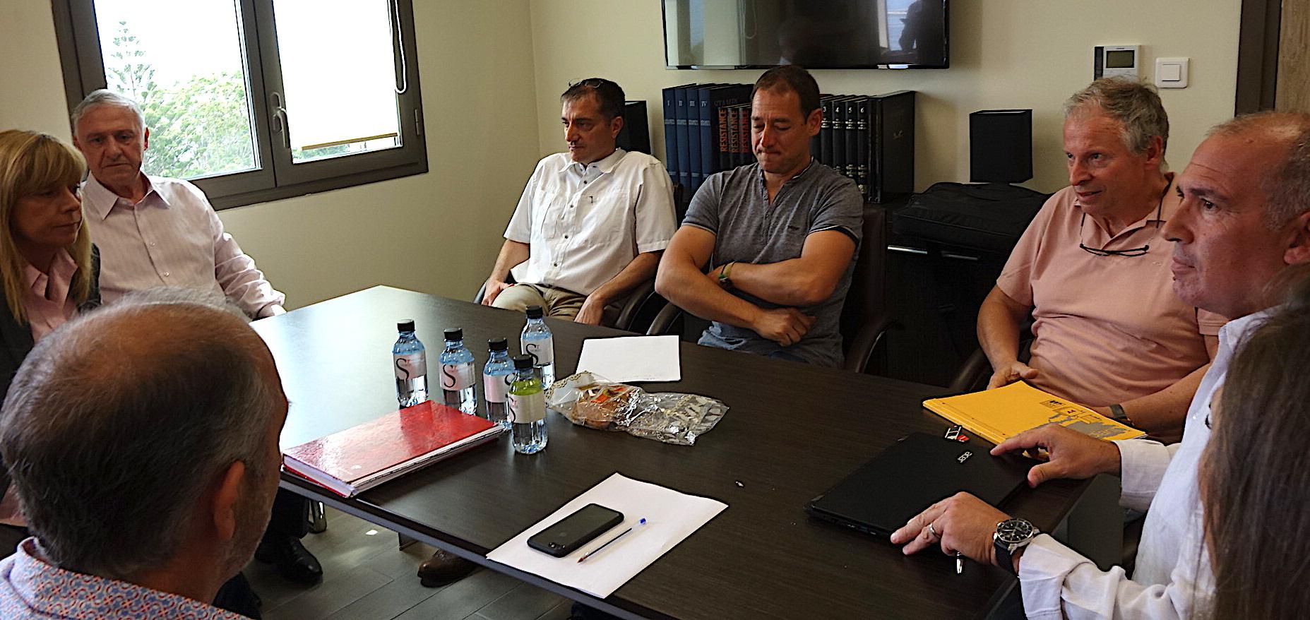 Petra Nera : Des travaux jusqu'à la dernière semaine de Juin