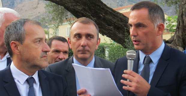 L'accord Pè a Corsica : Un paese da fà.
