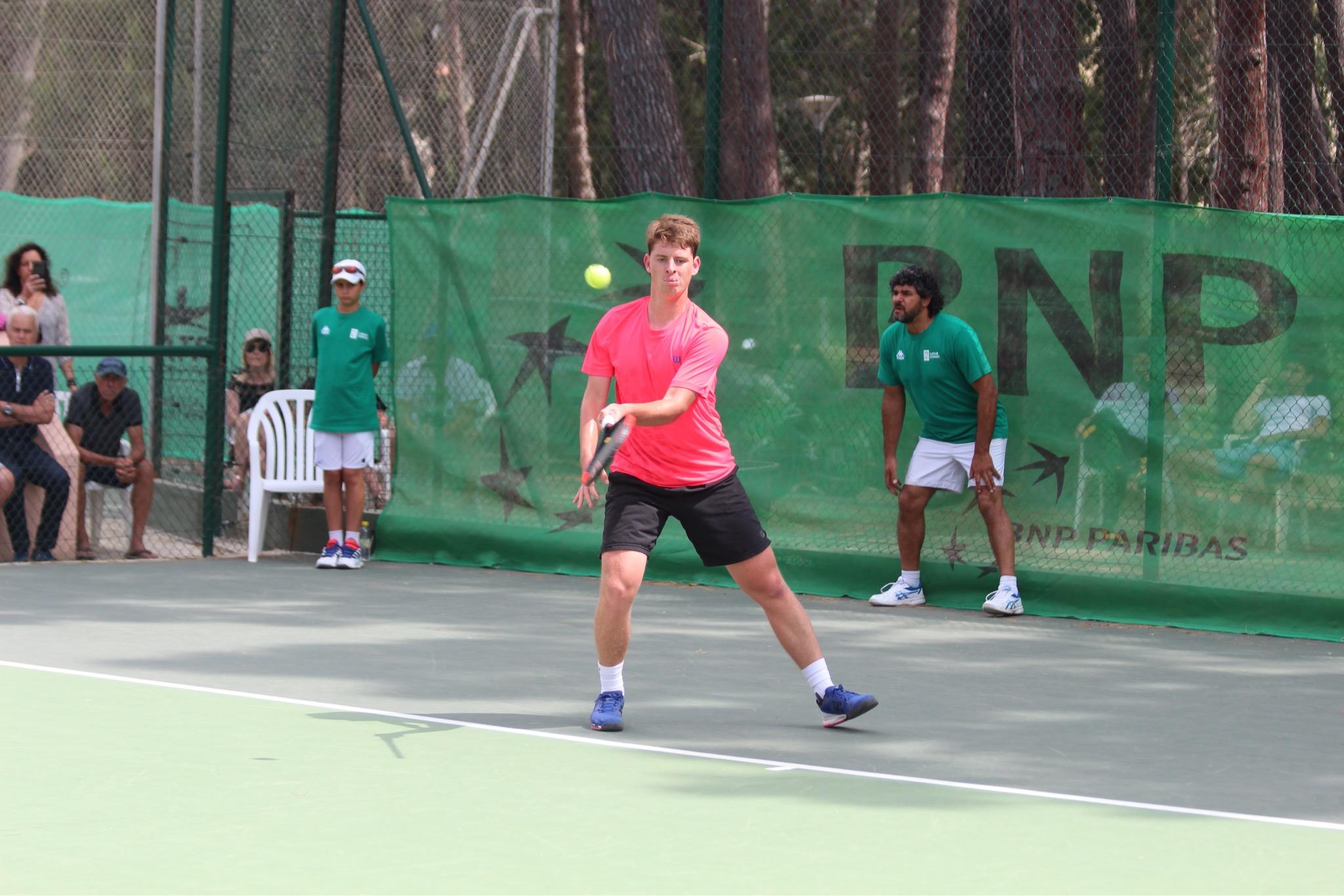 Championnats de Corse de Tennis : Prod'homme et Bacquet comme prévu