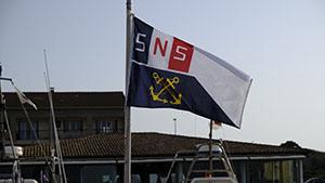 Porto Vecchio a rendu hommage aux sauveteurs de la SNSM des Sables d'Olonne