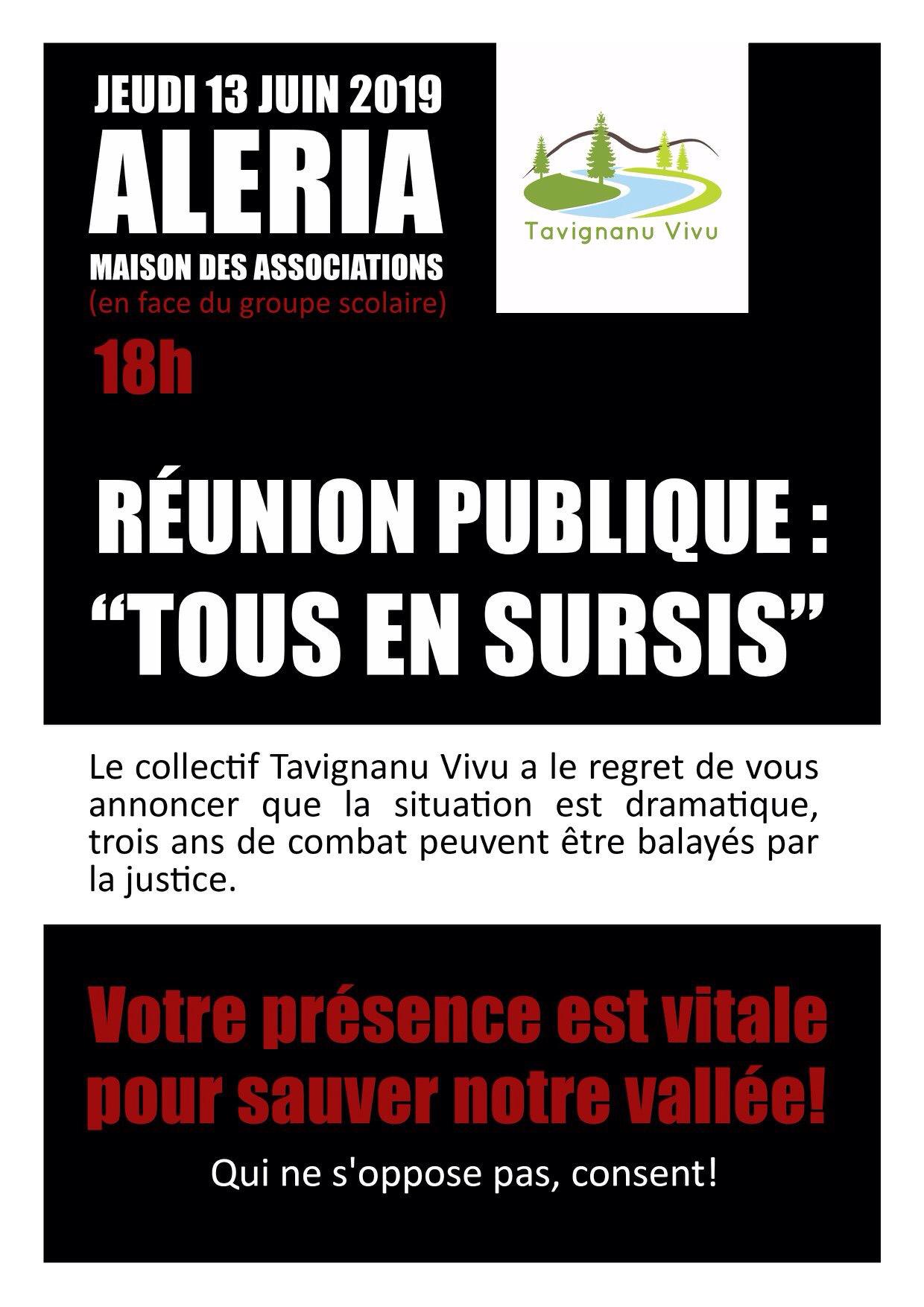 Projet d'un centre d'enfouissement à Giuncaggiu : L'inquiétude grandissante du collectif Tavignanu Vivu