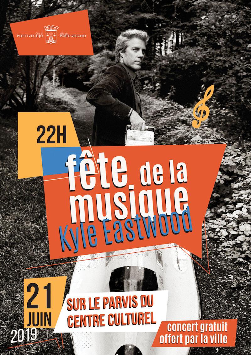 Fête de la musique 2019 : Kyle Eastwood à Porto-Vecchio