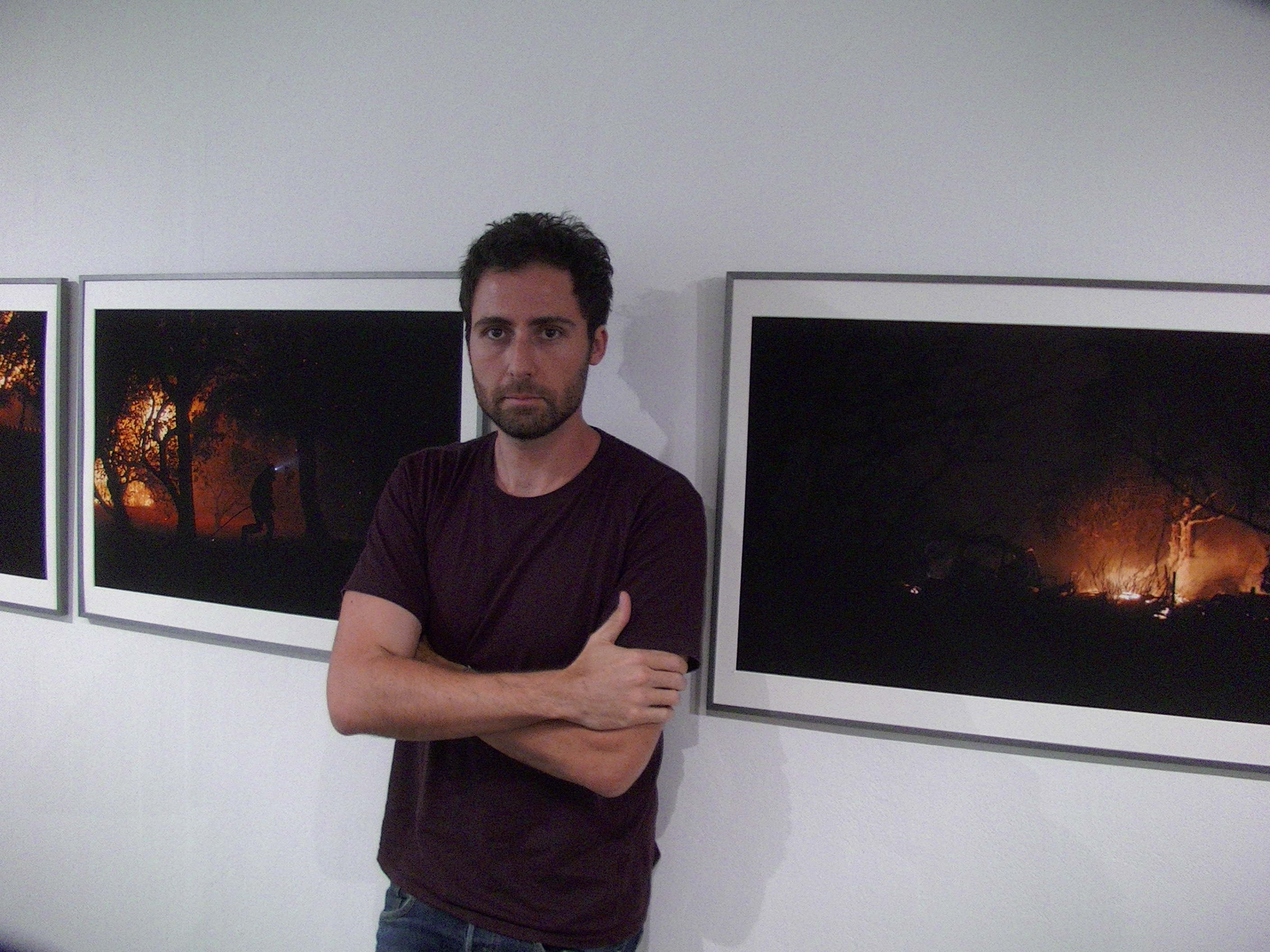 Bastia : « Incendies », nouvelle exposition au centre culturel Una Volta