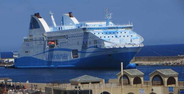 Transports maritimes : Préavis de grève illimitée à la Méridionale à partir du 21 juin