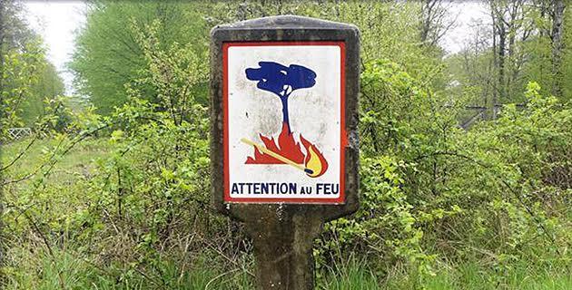 Interdiction d'emploi du feu en Corse jusqu'au 30 septembre