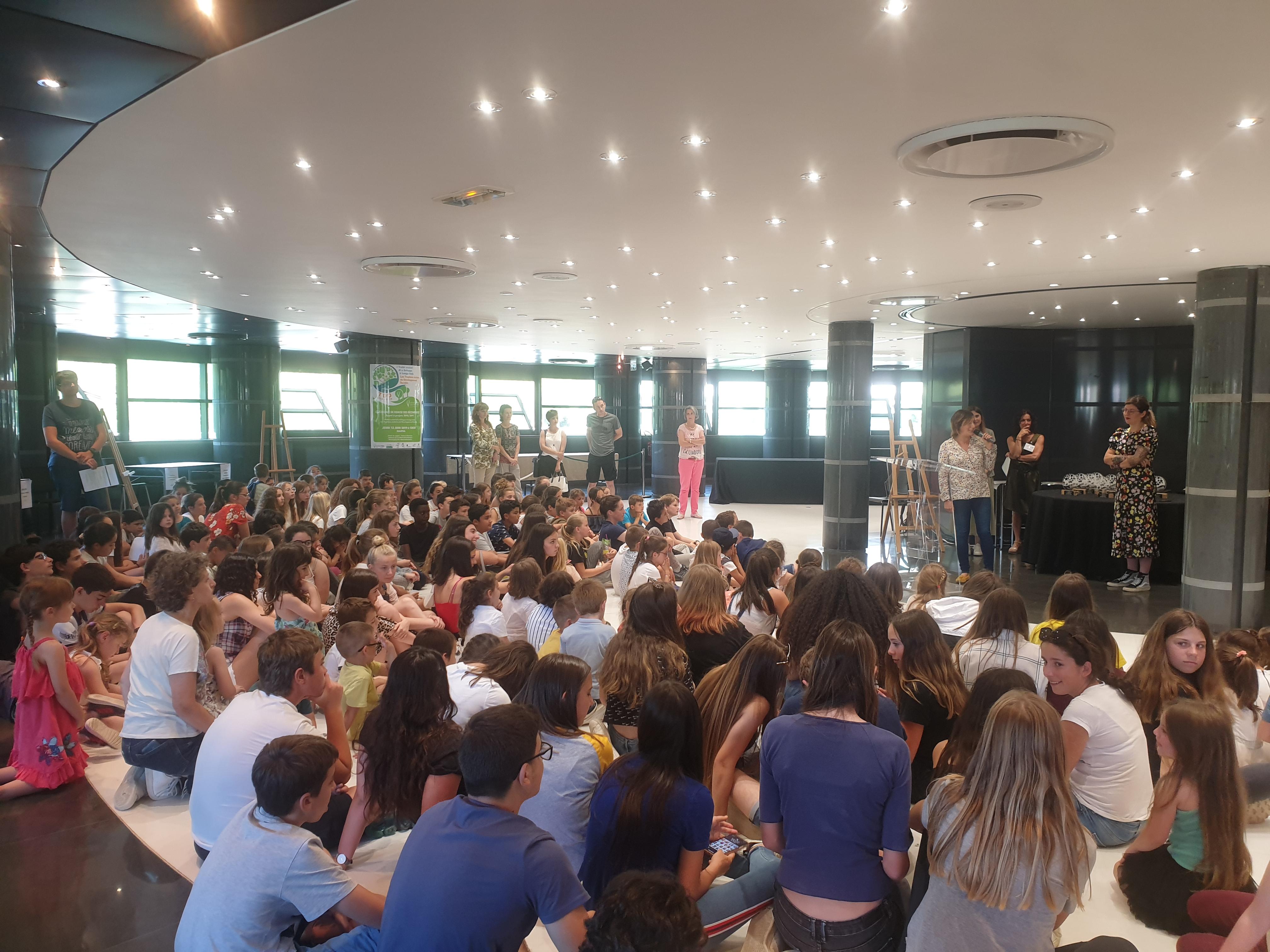 Bastia : collèges et écoles de Corse au chevet du Développement Durable
