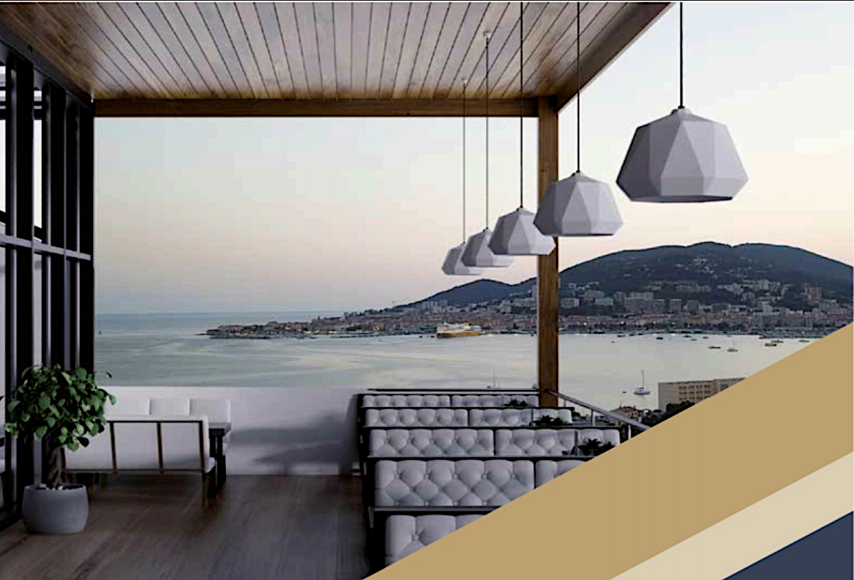 Ajaccio : Agora, le nouveau centre d'affaires d'Aspretto