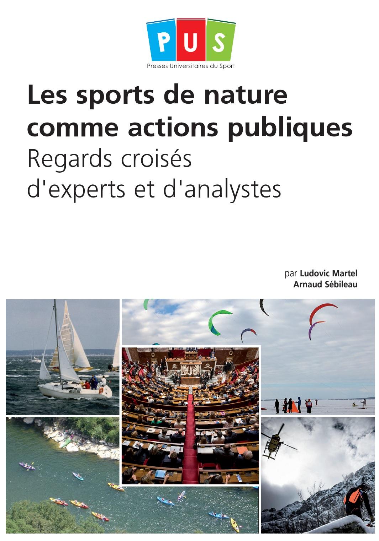 Les questionnements sur les sports de nature, sujet d'un livre écrit à 4 mains !