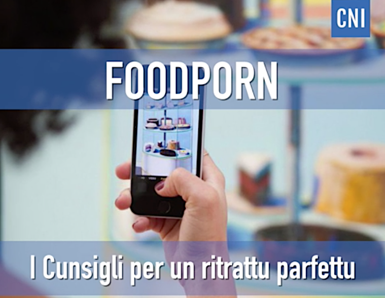 VIDEO - Cosa è u Food Porn ciò chì si piatte daretu à estu #hashtag ?
