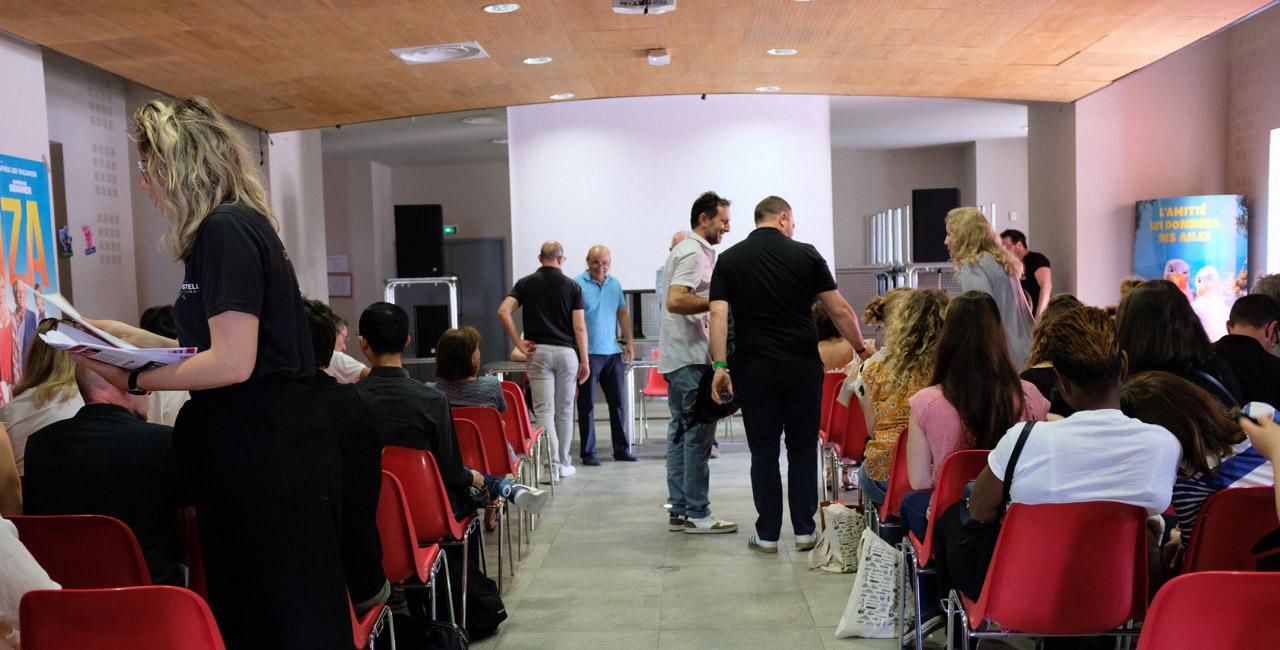 Une première édition réussie des Rencontres de Cinéma de Costa Verde