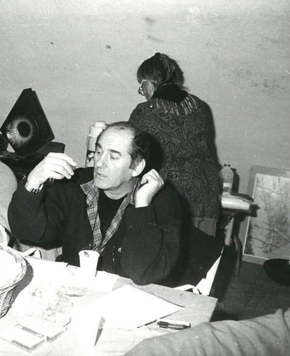 Blaise Orsini, père fondateur du Svegliu Calvese s'est éteint