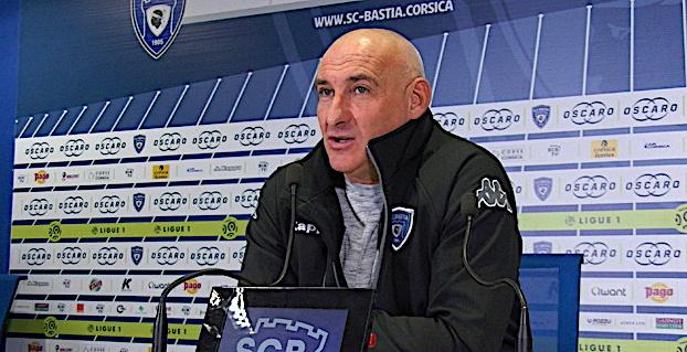 François Ciccolini nouvel entraîneur du GFCA