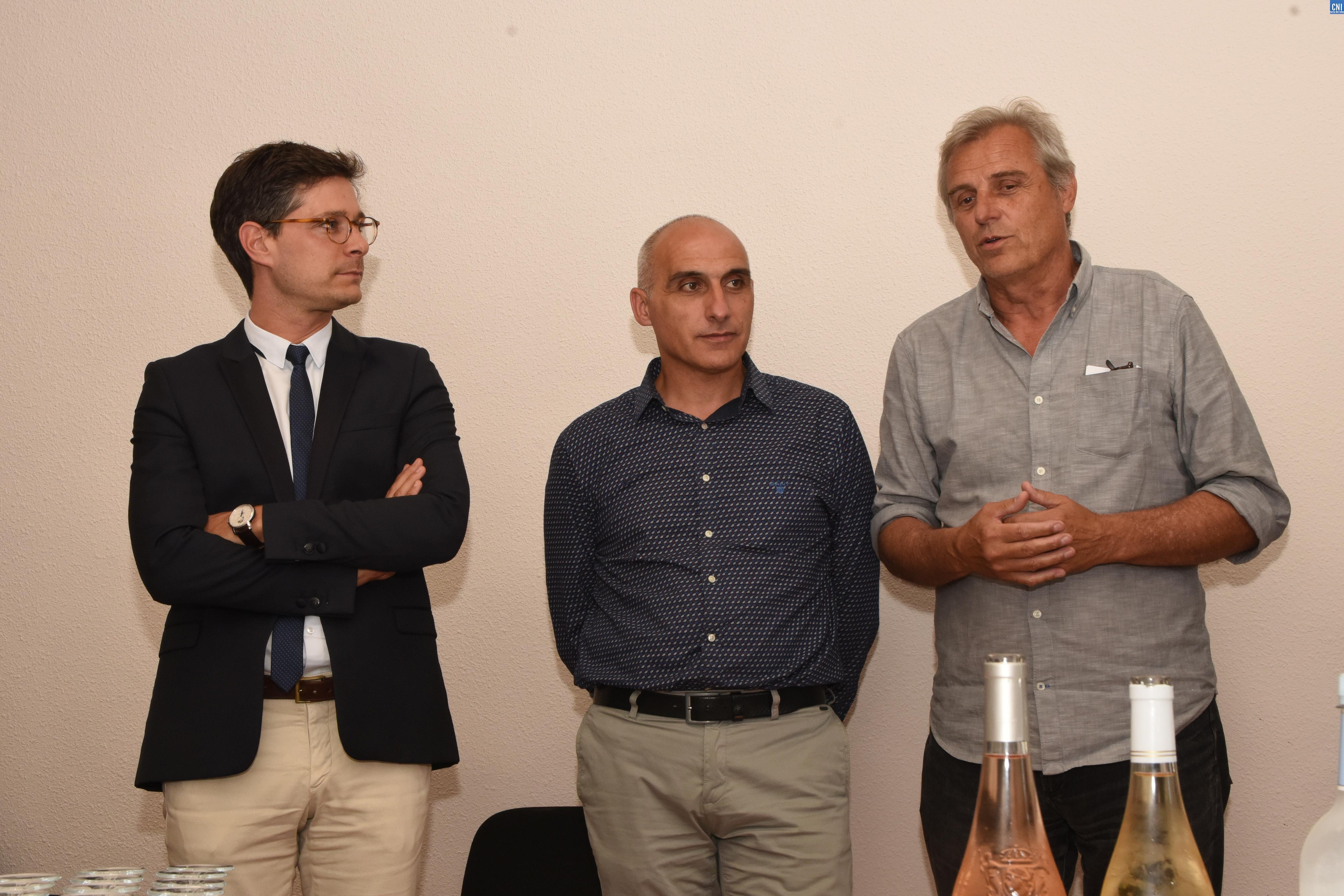 Les nouveaux locaux du PETR de Balagne inaugurés à Lisula