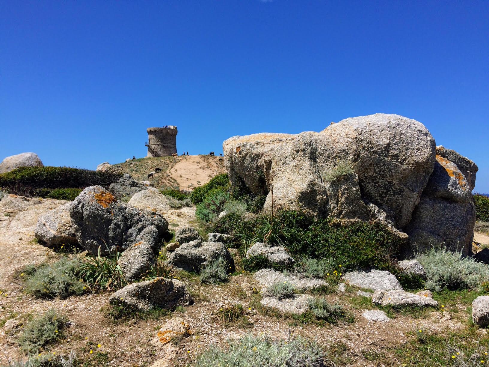 La photo du jour : Punta d'Omigna à Carghjese