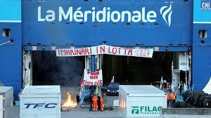 Transports maritimes : Le soutien du STC aux salariés grévistes de La Méridionale