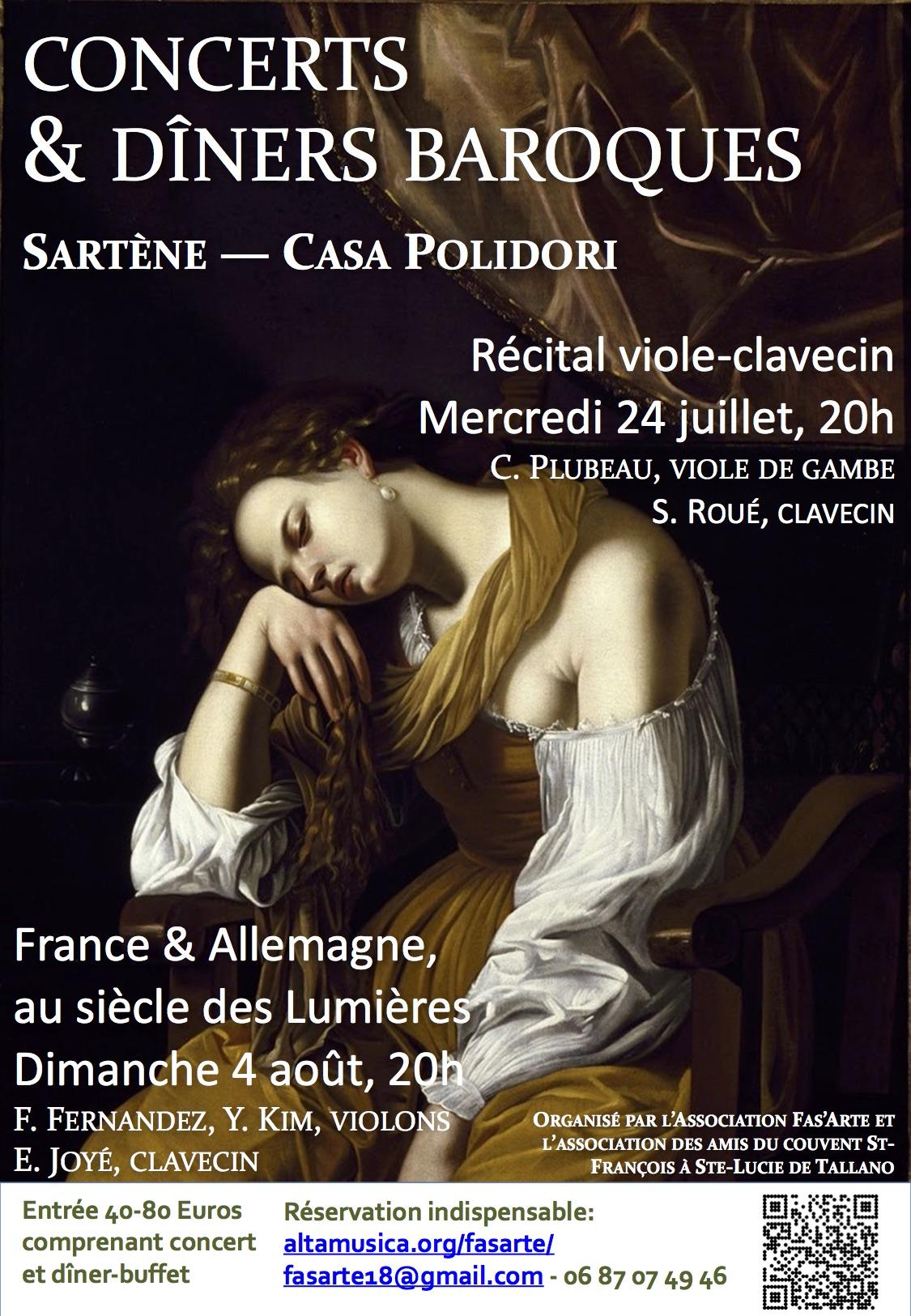 Sainte Lucie de Tallano : deux soirées musicales exceptionnelles au rendez-vous