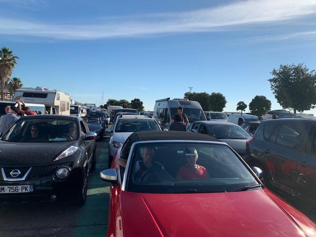 Corse : Le personnel de La Méridionale décide de débloquer le port de Bastia