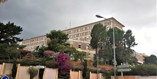 Hôpital d'Ajaccio : la CFDT dépose un  préavis de grève générale