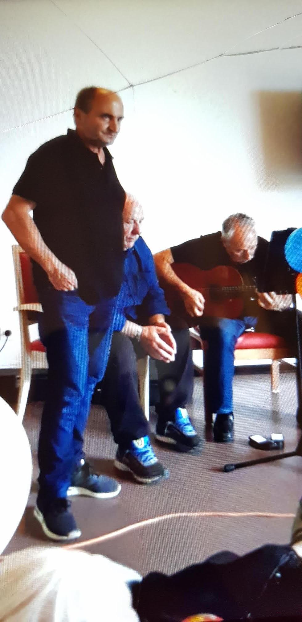 L'Unité des longs séjours du CH Calvi-Balagne a eu droit à sa fête de la musique
