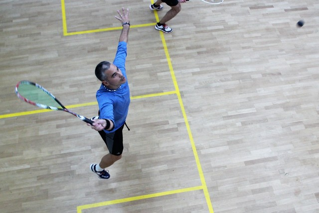 Open international de Squash Ile-Rousse: place aux 1/2 finales
