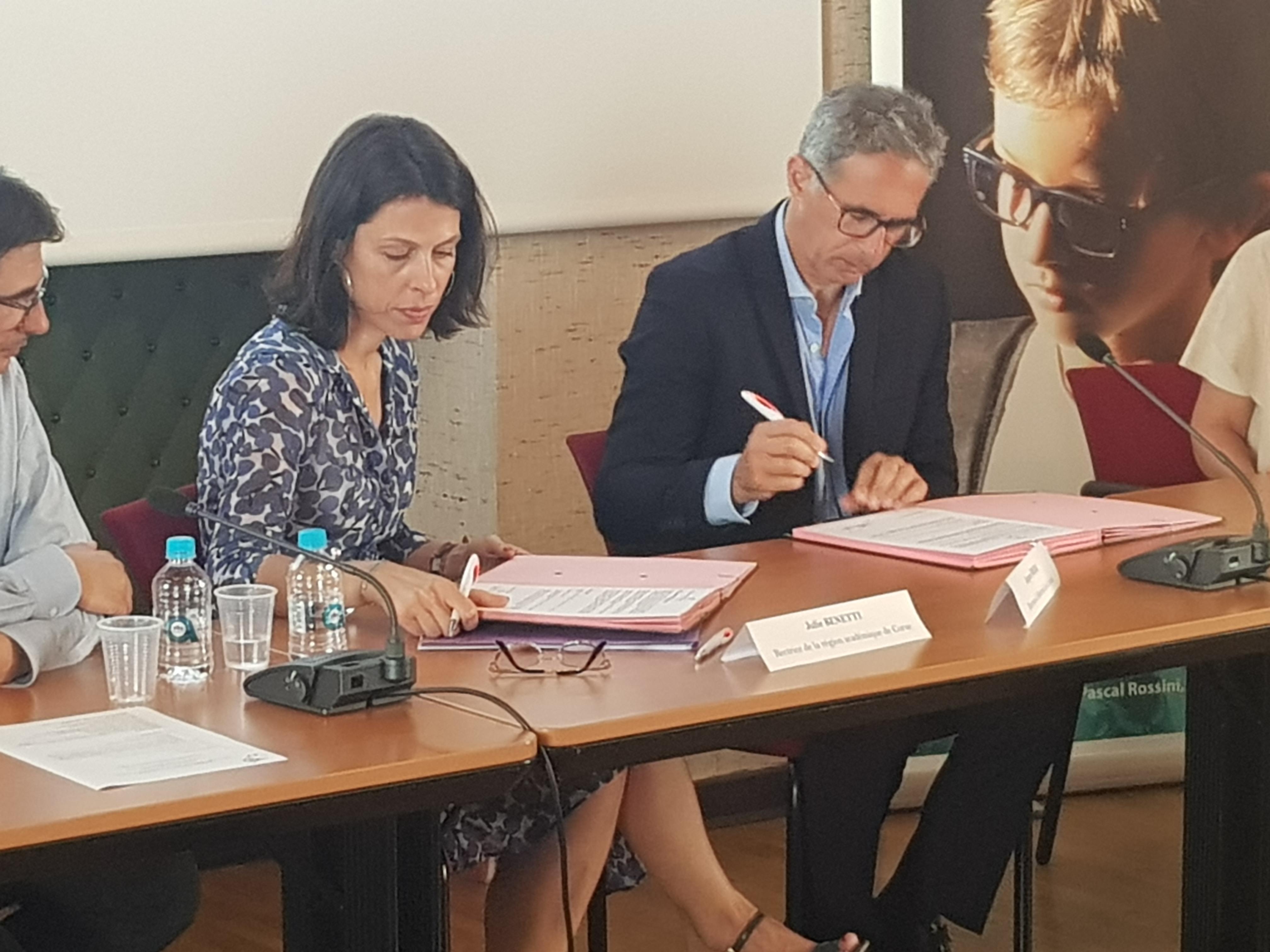 L'académie de Corse et le Mémorial de la Shoah pérennisent leur partenariat