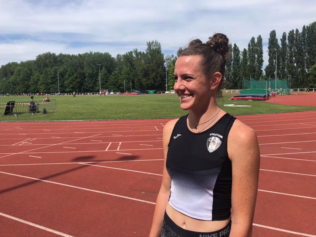 Athlétisme : Victoria Binet retenue pour le Festival Olympique de la Jeunesse Européenne
