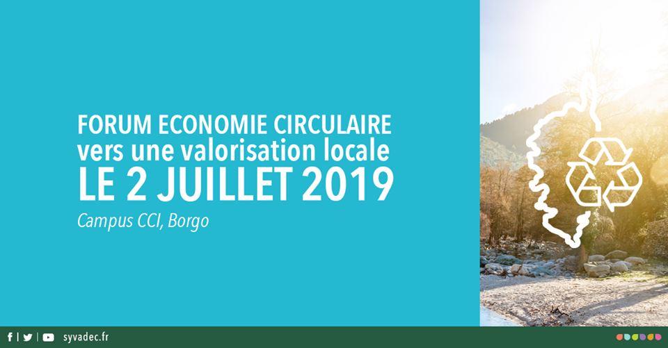 Borgo. Une journée pour réfléchir à l'économie circulaire ce 2 juillet