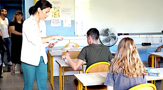 Les épreuves du Brevet ont débuté pour 3 043 collégiens de Corse