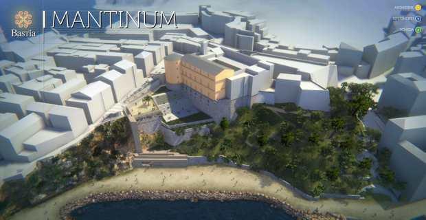 Projet du Mantinum.