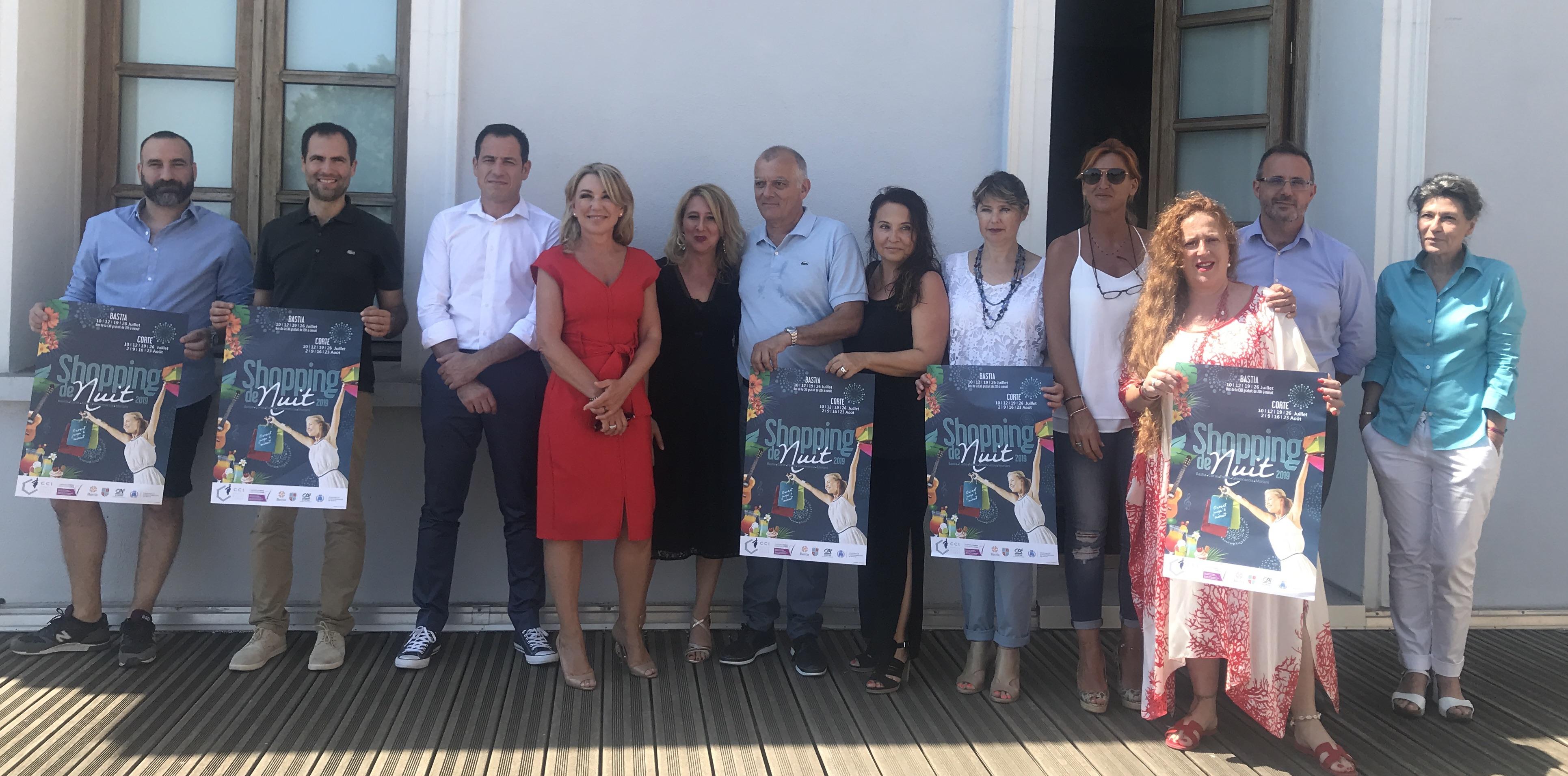 Bastia : Le shopping de nuit revient pour une 14ème édition